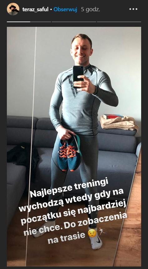 Kamil Nożyński pokazał penisa 2