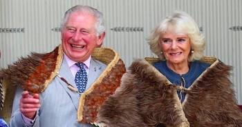 Karol i Camilla mają syna