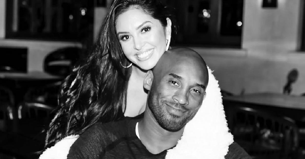 Kobe Bryant nie latał z żoną