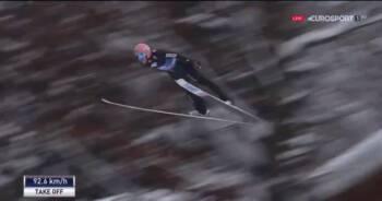 Kubacki pobił rekord skoczni