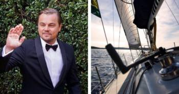 Leonardo DiCaprio uratował mężczyznę