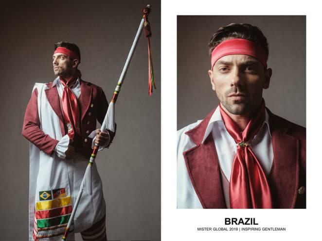 Mister Global najpiękniejszy mężczyzna