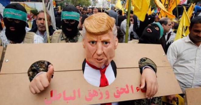 Nagroda za głowę Donalda Trumpa