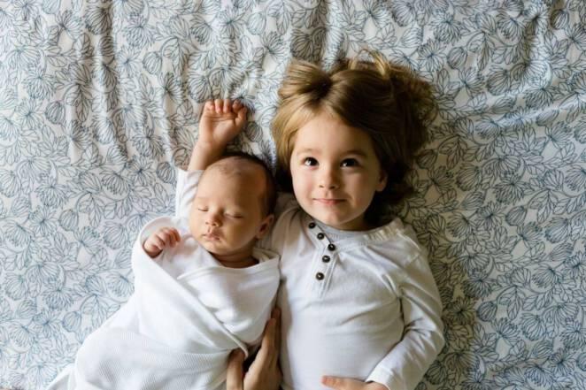 Najmłodszyz rodzeństwa jest najzabawniejszy