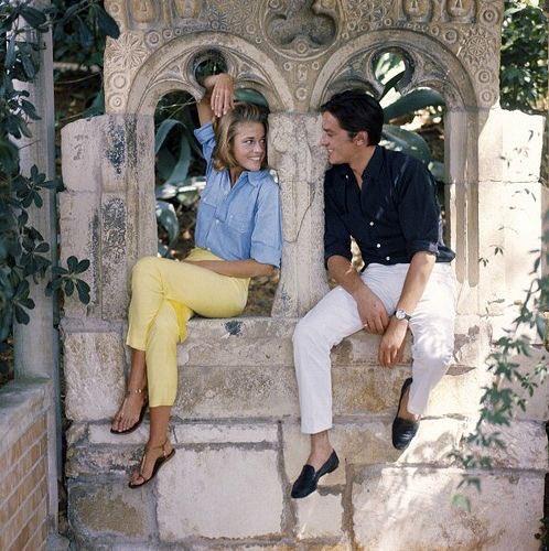 Największa miłość Alaina Delona