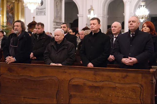Ostatnie słowa matki Jarosława Kaczyńskiego