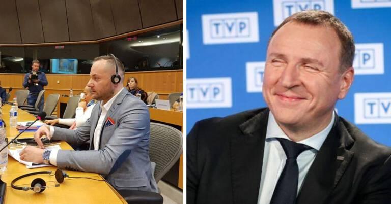 Piotr Owczarski pozwany przez TVP
