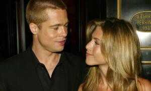Pitt i Aniston znów razem 2