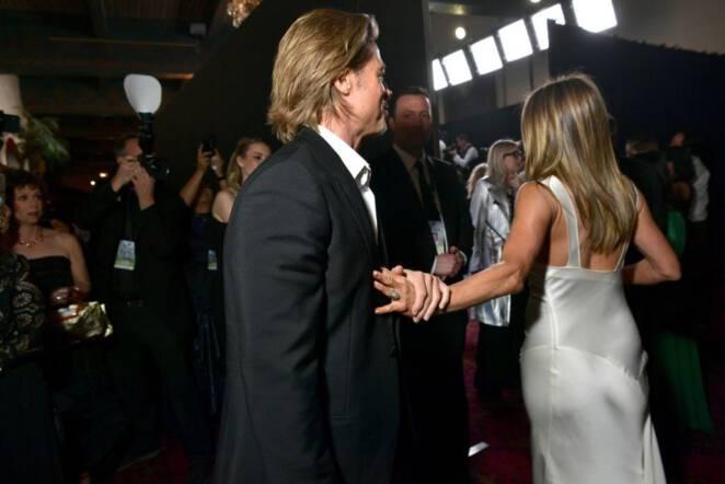 Pitt i Aniston znów razem 3