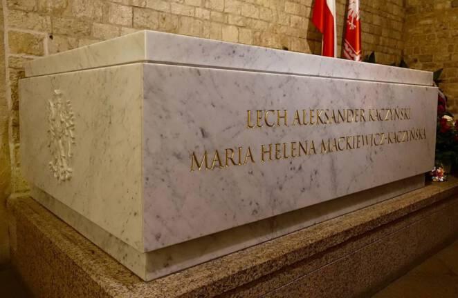 Pogrzeb Lecha i Marii Kaczyńskich