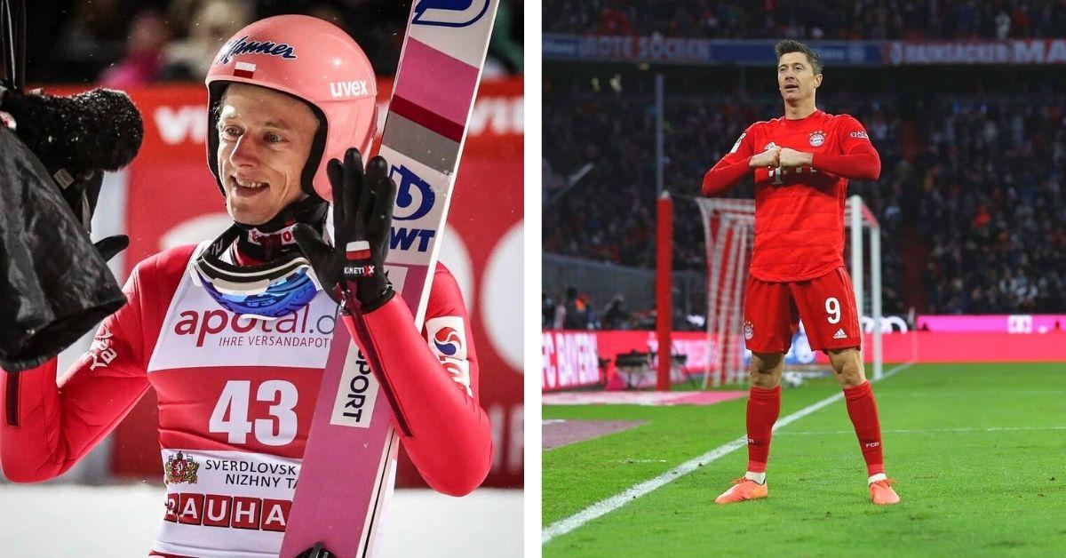 Porównanie zarobków Kubacki vs Lewandowski