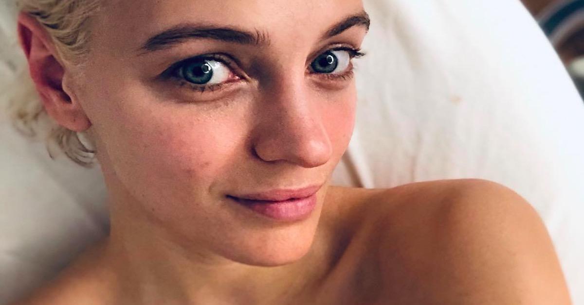 Renata Kaczoruk pozuje nago