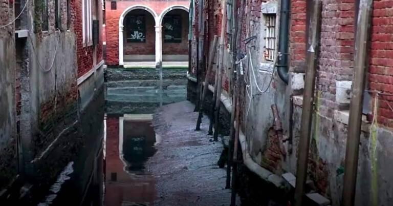 Susza w Wenecji