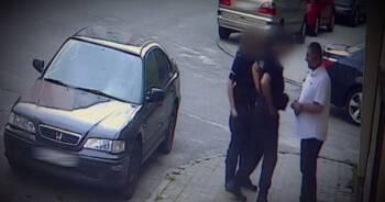 Taksówkarz pobity przez policję