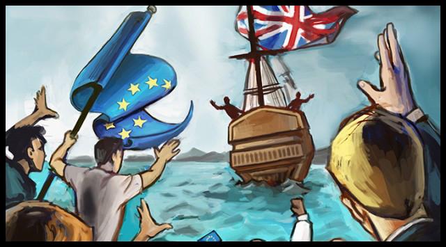 Wielka Brytania opuszcza UE 2