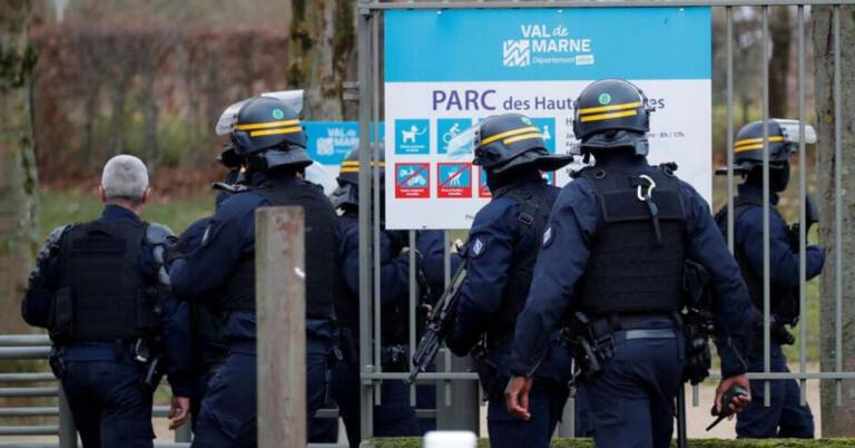 Zamach we Francji