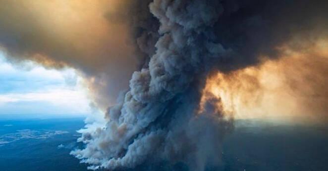 alternatywne teorie o pożarach w Australii