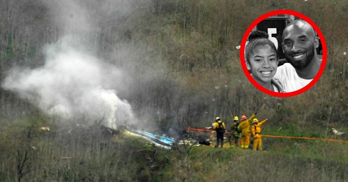 decyzja firmy lotniczej w której zginął Kobe Bryant