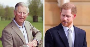 książę Harry jak Karol