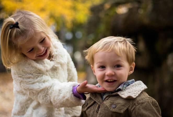 najmłodszy z rodzeństwa jest najzabawniejszy