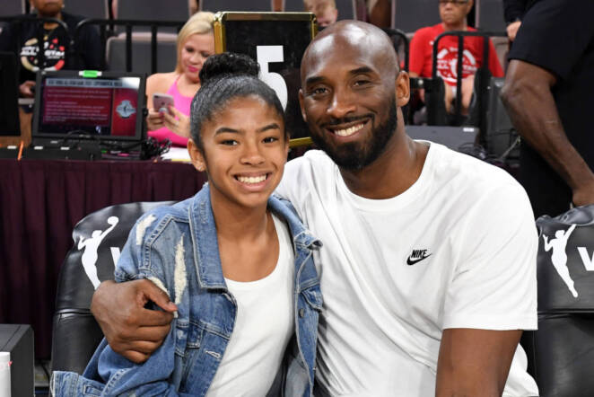 nie żyje córka Kobe Bryanta 3