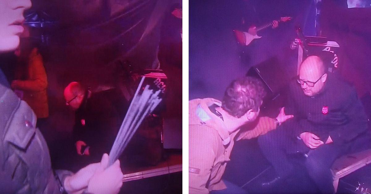 nowe nagranie z ataku na Adamowicza