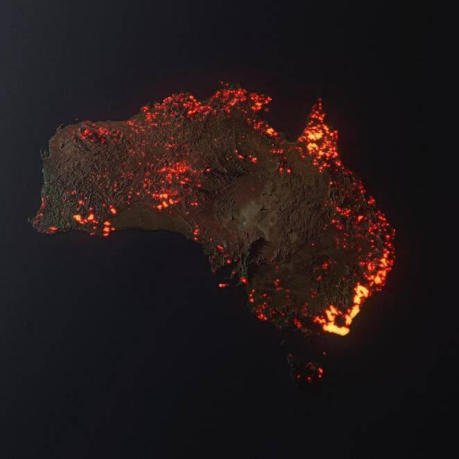 pożary w Australii to podpalenia 2