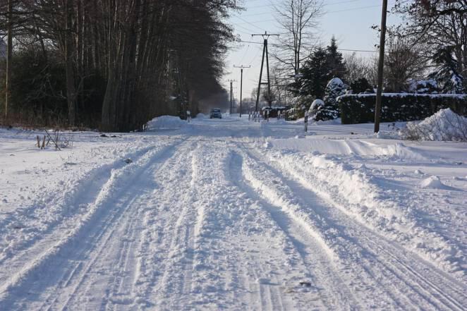 pogoda w lutym