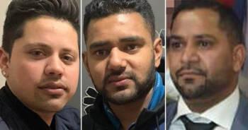 potrójne morderstwo w Londynie