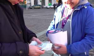 wrzucił do puszki WOŚP 10 tys. zł