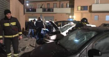 wybuch bomby we Włoszech