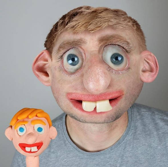 zabawne fotomontaże dziecięcych rysunków