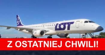 zawieszenie rejsów lotniczych do Chin
