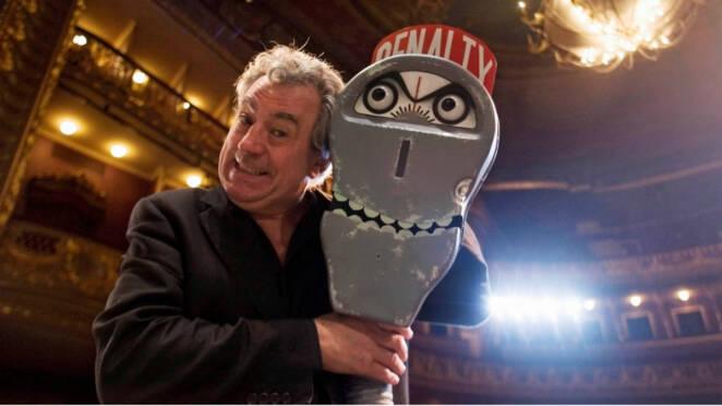 zmarł aktor Monty Pythona 2