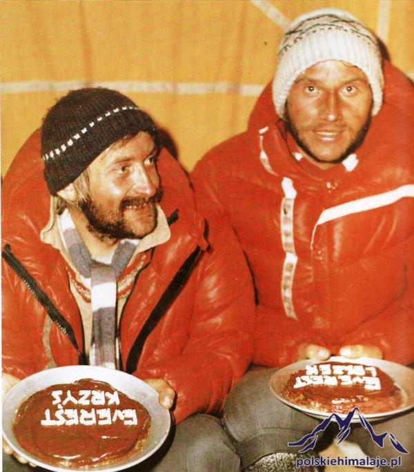 40 lat od zdobycia Mount Everestu 1