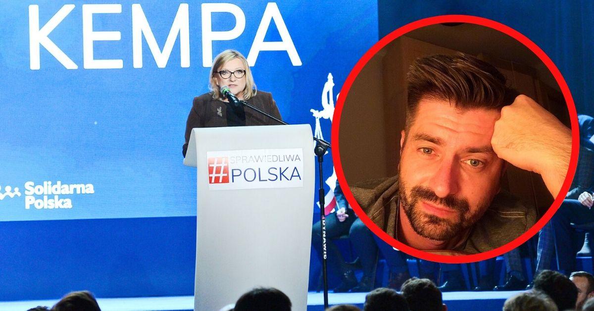 Beata Kempa o Śmiszku