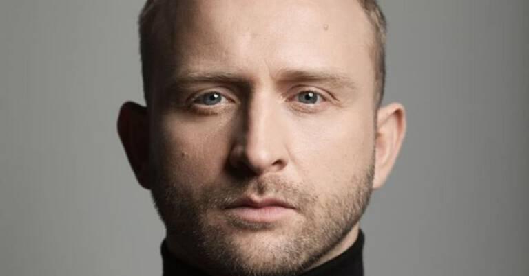 Borys Szyc o materiale TVP
