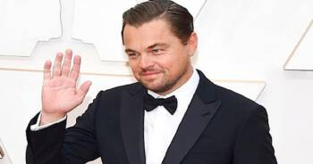 DiCaprio na Oskarach z dziewczyną