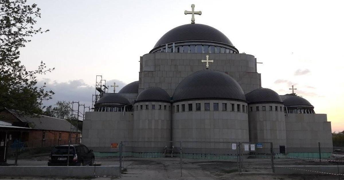Hagia Sofia w wersji warszawskiej