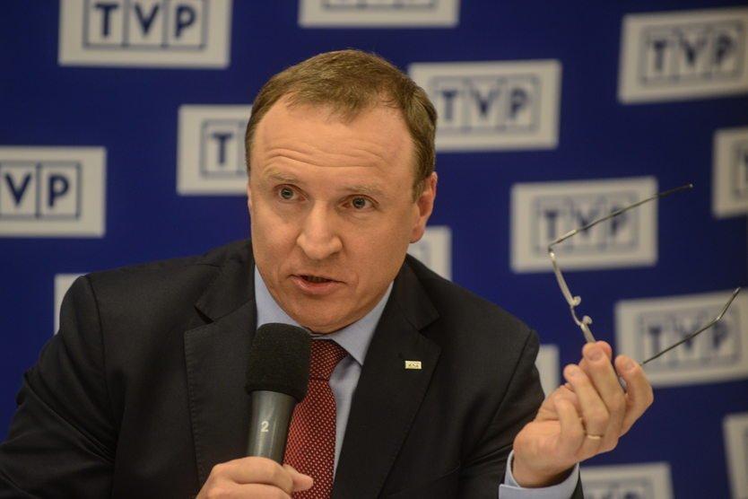 Jacek Kurski żegna Pawła Królikowskiego