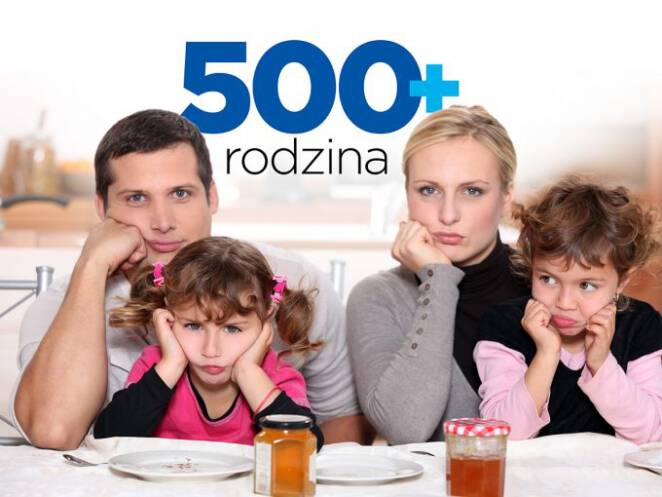 Koniec programu 500 plus w 2021