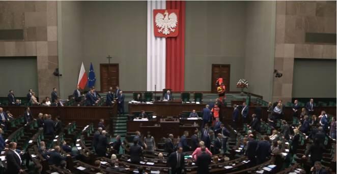 Kropiwnicki zasłabł w Sejmie