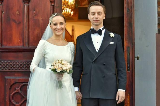 Krzysztof Bosak wziął ślub