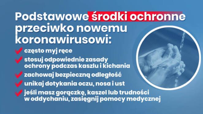 Krzysztof Jackowski o koronawirusie