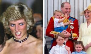 Książę William żartuje z Diany