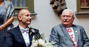 Lech Wałęsa został ojcem 5