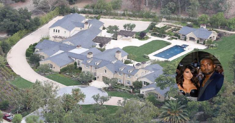 Luksousowa willa Kim Kardashian