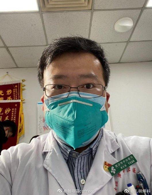 Nie żyje chiński lekarz