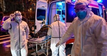 Ofiara śmiertelna koronawirusa w Europie