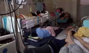 warunki w polskim szpitalu onkologicznym
